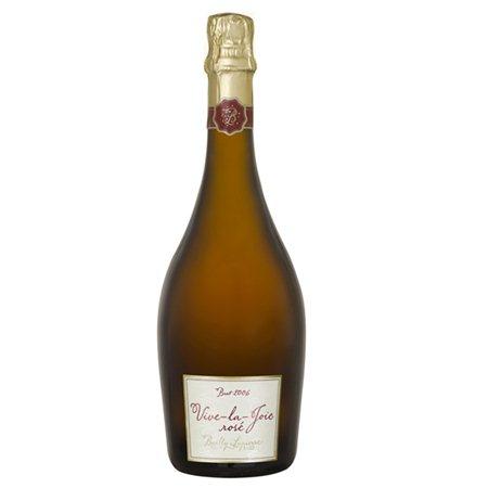 Crémant De Bourgogne Bailly Lapierre Cuvée Vive La Joie Rosé