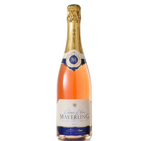 Crémant D'Alsace Mayerling Rosé