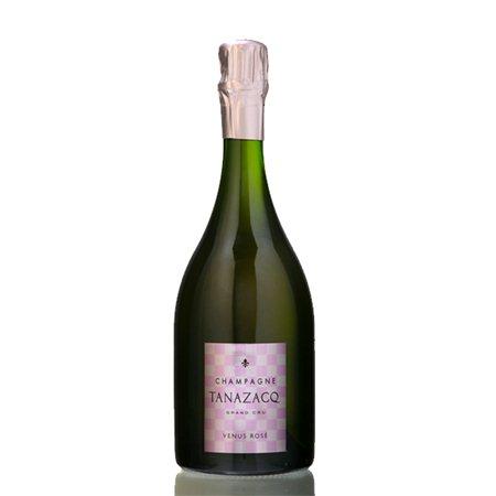 Venus Rosé Champagne Tanazacq Grand Cru Rosé