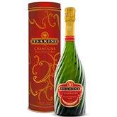 Champagne Tsarine Cuvee Premium Avec Boite Fer