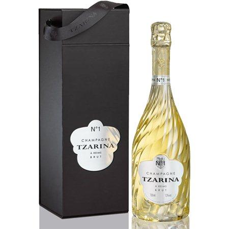 Champagne Tsarine Cuvée Tzarina Avec Coffret