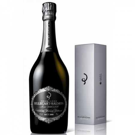 Champagne Billecart Salmon Grande Cuvée Nicolas Francois