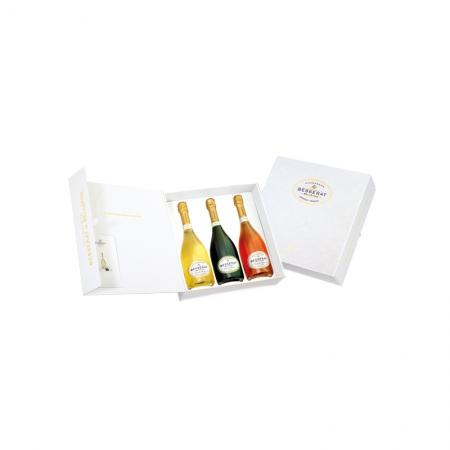 Champagne Besserat De Bellefon Coffret Jade