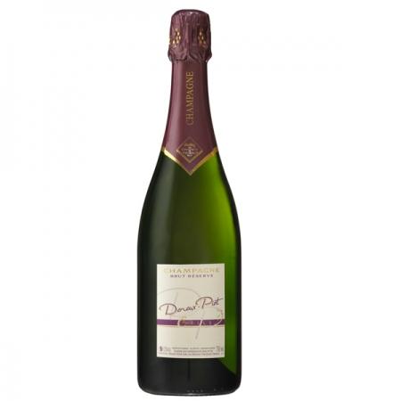 Champagne Brut Réserve Deneux Piot Et Fils