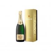 Champagne Lanson Gold Label Avec Etui