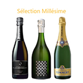 Selection Champagnes Millésimés