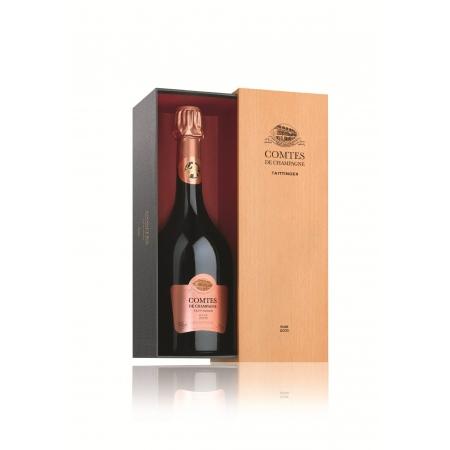 Champagne Taittinger Comtes de Champagne Rosé 2005