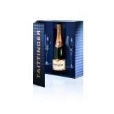 Champagne Taittinger Coffret Plaisir