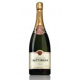 Champagne Taittinger Magnum Brut Réserve avec Etui